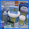 Water Treatment Chemicals & test kits
