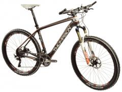 Mountain bike Thompson XC-R race matt grey
