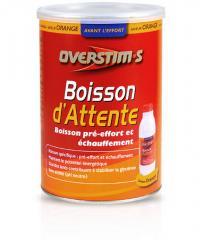 Boisson d'attente Overstims