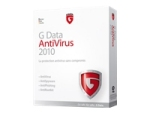 Software. G DATA AntiVirus 2010 - 1PC - FR