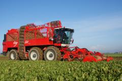 Arracheuses à betteraves Agrifac Big Six