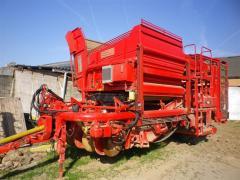 Machines agricoles Dewulf DR 1500