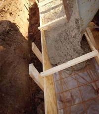 Mortier béton Weber.mix beton