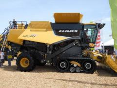 Moissonneuses Claas jaquar 930-980 series