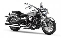 Moto classique Yamaha XV1900A Midnight Star