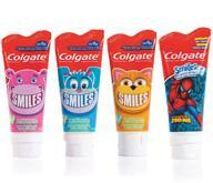 Dentifrices enfants Colgate Smiles