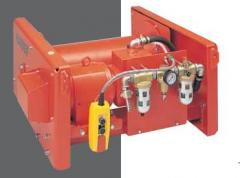 Winches Pneumatic Wirerope Type 42/87 P