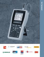 Elektrische testapparatuur voor elektrische kabels
