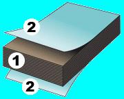Panneau pour façades Polyrey Façade - Compact