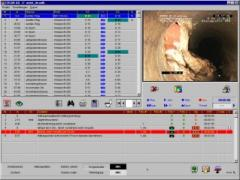 Inspection software WinCan