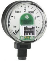 Bourdon tube pressure gauge model PGT01