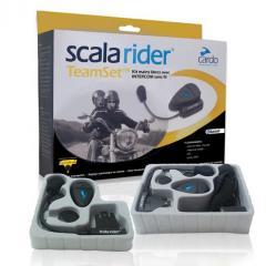 Intercom pilote /passager Scala rider TeamSet