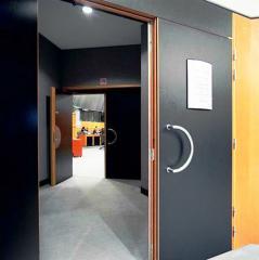 Porte acoustique DCA 6 – 41 dB / classe IIIb