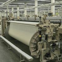 L'équipement pour l'industrie textile