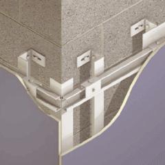 External cladding for a ventilated facade