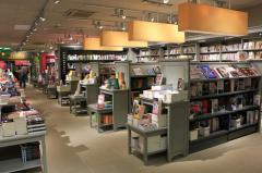 Amenagement du magasin des libres