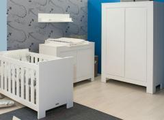 Chambre Bianco pour bebe Bopita