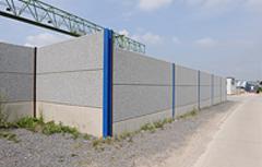 Panneaux en béton armé