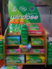 Produits énergétiques Windose