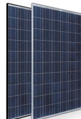 Panel SE6M60 series 210/235 Wp Polykristallijn