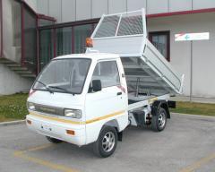 Camion-bennes FAAM