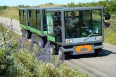 Petit train touristique électrique Soios Sun