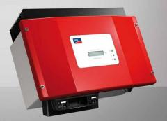 Inverters Sunny Boy 1200, 1700, 2500 and 3000