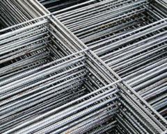 Flat armature nets