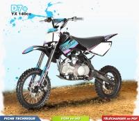 Moto APOLLO D7 140