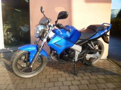 Moto Kymco Quannon Naked 125