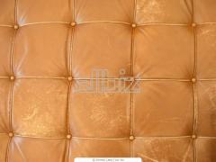 Cuir naturelle pour meubles