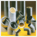 Système de tuyauterie PVC avec isolation phonique
