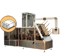 The Horizontal Case Packers - side loaders