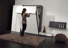 Armoire-lit Boone Smart