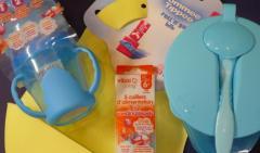 Articles pour le repas de bébé