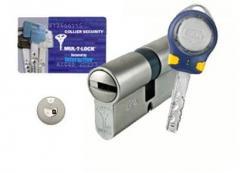 Cylindre de sécurité Electronique Mul-T-Lock: CLIQ