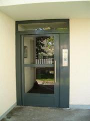 Portes d'entrée d'immeuble
