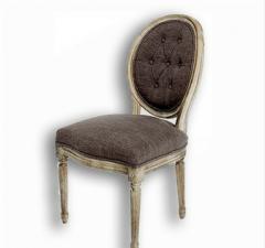 Chaise en chêne CH.CHR.99.903