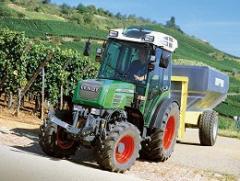 Tractors Fendt
