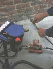 Traitement hydrofuge par injection Wall-Inject