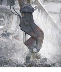 Pinces de tri et de démolition