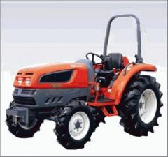 Tracteurs Kioti EX 40 - 45 - 50