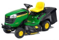 Tracteur JOHN DEERE X155R