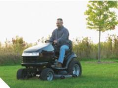 Tracteurs de pelouse Briggs & Stratton