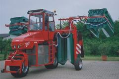 Tracteur autonome Lipco Z 124