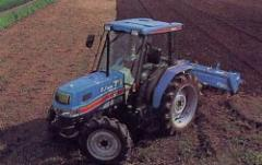 Tractor TJ 75PS