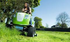 Tracteurs de pelouse Viking T5 et T6