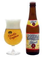 La bière Double enghien blonde