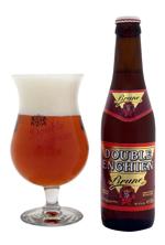 La bière Double enghien brune
