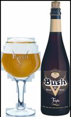 Bière Bush dlonde triple 75 cl